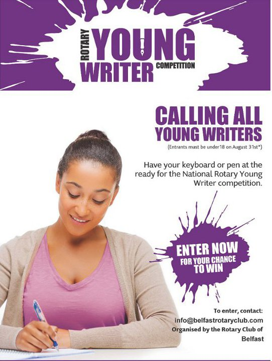 Young writer poster 2016