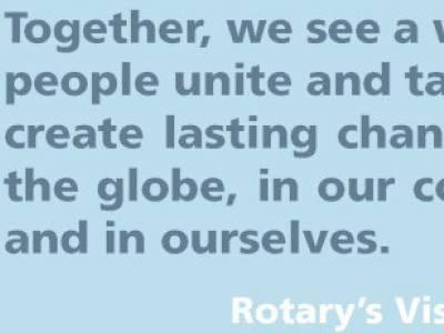 Happy Anniversary Rotary